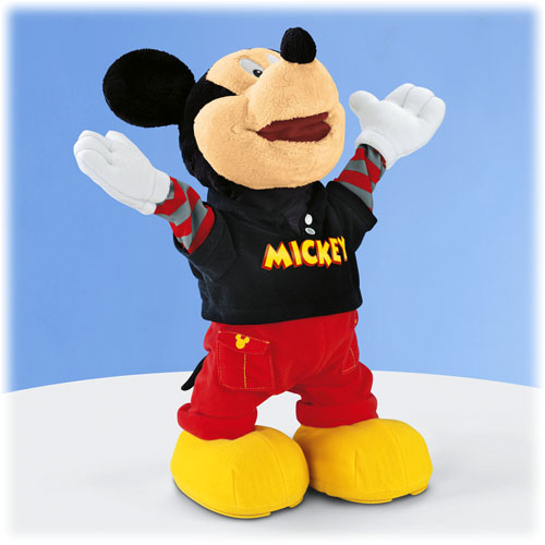 Mickey Mouse Dancing Fashions For All