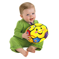Laugh & Learn™ Singin' Soccer Ball