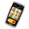 Realistic phone sounds encourage early role play. Light-up buttons are easy to press.