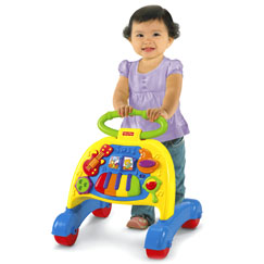 Brilliant Basics™ Musical Activity Walker™