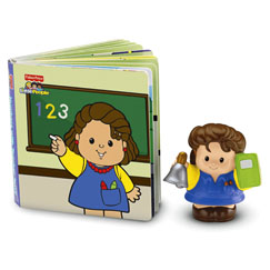 Fisher Price Little People Numbers With Teacher Terry