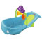 Playful toybar for tubtime fun!