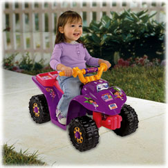 Power Wheels® Dora the Explorer™ Lil' Quad™