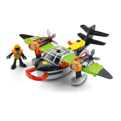 Imaginext® Sky Racers™ Windscorpion™