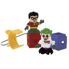Fisher-Price Trio DC Super Friends Robin & The Joker Reviews