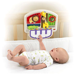 Luv U Zoo™ Crib-to-Floor Activity Piano