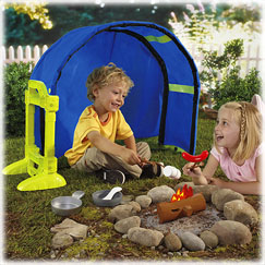 Fun to Imagine!™ 2-in-1 Backpack & Tent