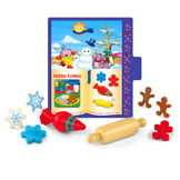 Dora Fiesta Favorites Holiday Cookies