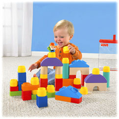 Little People® Classic Shapes Blocks