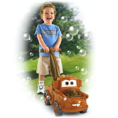 Disney/Pixar Cars 2 Bubble Mater - Fisher-Price Online Toy Store