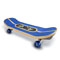"Height-adjustable wheels! Lower the board for beginners, raise it for ""pros."""
