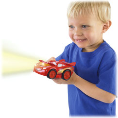 Disney•Pixar Cars 2 Lightning McQueen Light