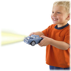 Disney•Pixar Cars 2 Finn McMissile Light