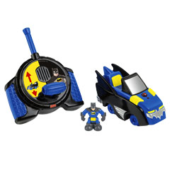 GeoTrax® DC Super Friends™ Batmobile RC