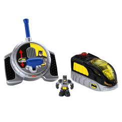 GeoTrax® DC Super Friends™ Batman™ Engine