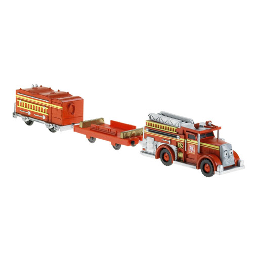 Thomas Amp Friends Trackmaster Greatest Moments Fiery Flynn