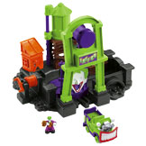 GeoTrax® DC Super Friends™ The Joker Lair