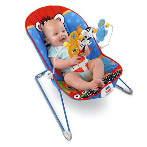 Adorable Animals Baby 39 S Bouncer