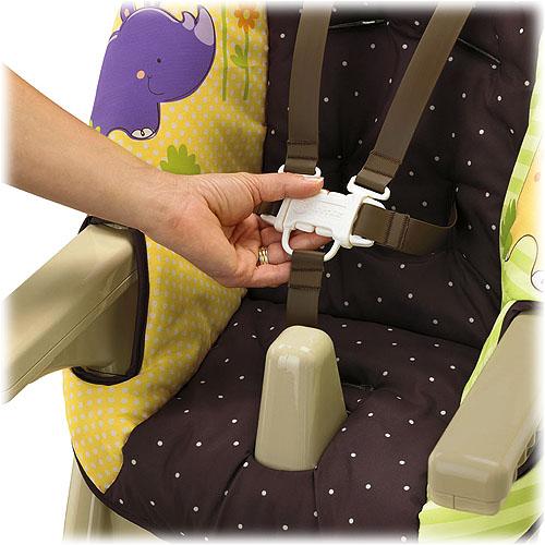 Luv U Zoo EZ Clean High Chair