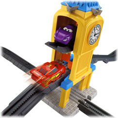 GeoTrax®: Disney•Pixar Cars 2 Escape from Big Bentley