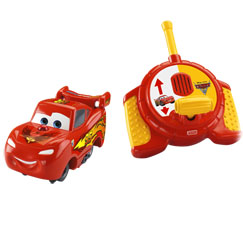 GeoTrax®: Disney•Pixar Cars 2 RC Lightning McQueen