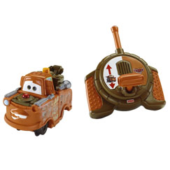 GeoTrax®: Disney•Pixar Cars 2 RC Spy Mater