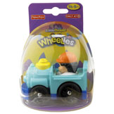 Little People® Wheelies™ Easter Steam Engine