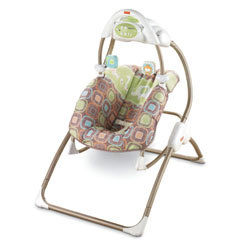 2-in-1 Swing and Rocker