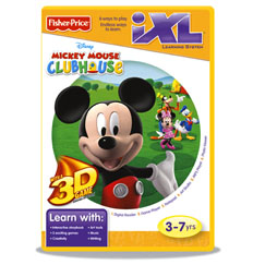 iXL™ Learning System Software Disney Mickey Mouse Clubhouse
