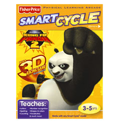 SMART CYCLE® Software— Dreamworks Animation's Kung Fu Panda 2