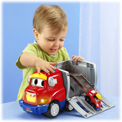 Little People® Wheelies™ Zig the Big Rig™
