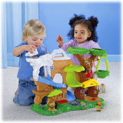 Little People® Zoo Talkers™ Animal Sounds Zoo™