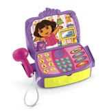 Dora's Shopping Adventure Cash Register