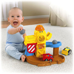 Lil' Zoomers™ Fun Sounds Construction