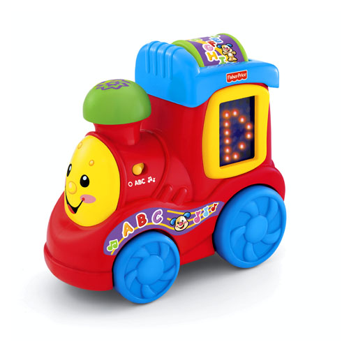 Laugh learn abc train age 6 36 months product w2234 63857 fisher price