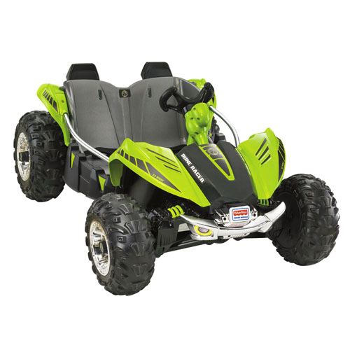 Big Rugged Tires Flashy Chrome Accents And Sturdy Steel