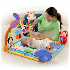 Discover 'n Grow™ Open Play Musical Gym
