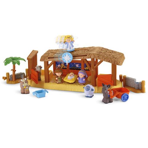 Little People® Nativity Playset - Shop Little People ...