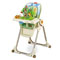 Rainforest toy entertains baby while you prepare meals!