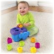 Growing Baby™ Elephant Shape Sorter
