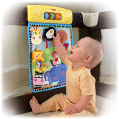 Discover 'n Grow™ Musical Activity Play Wall