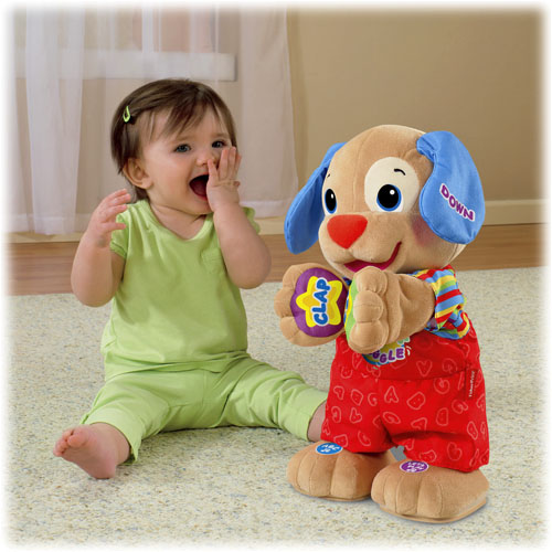 Baby Toys & Games - Laugh & Learn Educational Toys ...