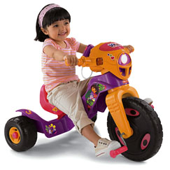 Dora the Explorer™ Lights & Sounds Trike