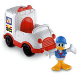 Donald's Ambulance