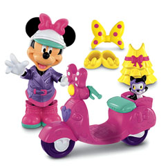 Scooter da Minnie