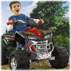 Power Wheels® Kawasaki KFX®