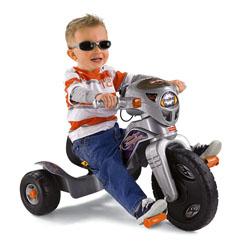 Fisher Price Harley Davidson Tough Trike Instructions