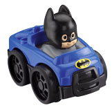 Little People® Wheelies™ DC Super Friends™ Batman™