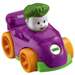 Little People® Wheelies™ DC Super Friends™ The Joker