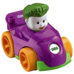 Little People® Wheelies™ DC Super Friends™ The Joker
